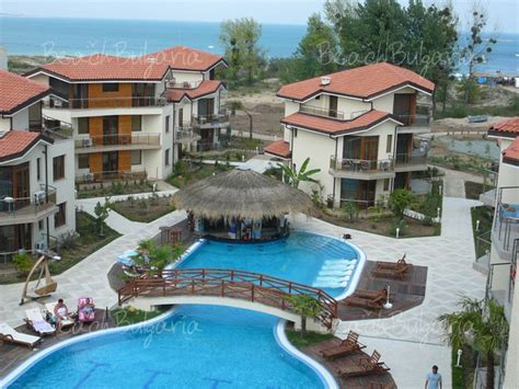 Laguna Beach Resort in Sozopol: online booking, prices and