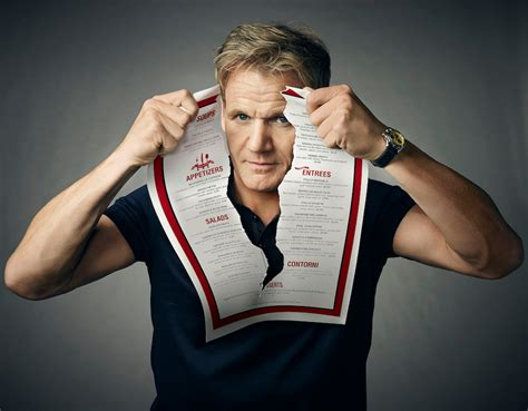 The One Thing Gordon Ramsay Refuses to Eat, No Matter What