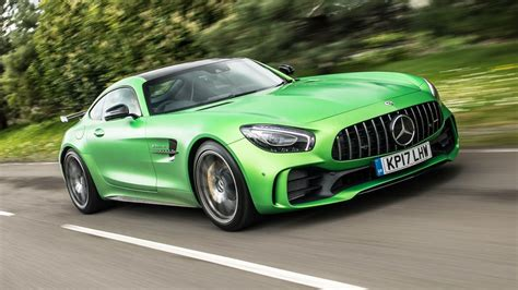Mercedes-AMG GT R review: ultimate 577bhp AMG driven in