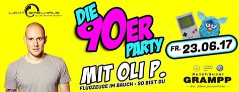 Party - Die 90er Party Sommer Special feat