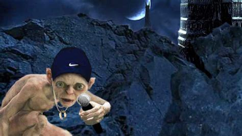 Gollum Rap (Towers Are The Players)