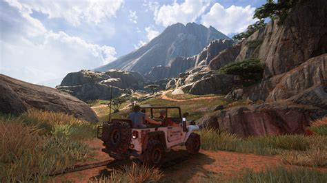 Uncharted 4: A Thiefs End, Uncharted, PlayStation 4