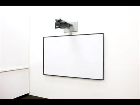 How to Install the ActivBoard Touch - YouTube