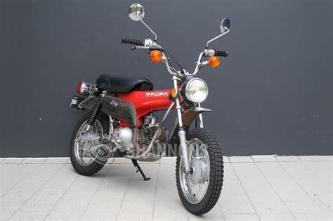 Sold: Honda ST90 Motorcycle Auctions - Lot H - Shannons