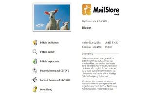Email Archivierung mit MailStore – Electronic Research