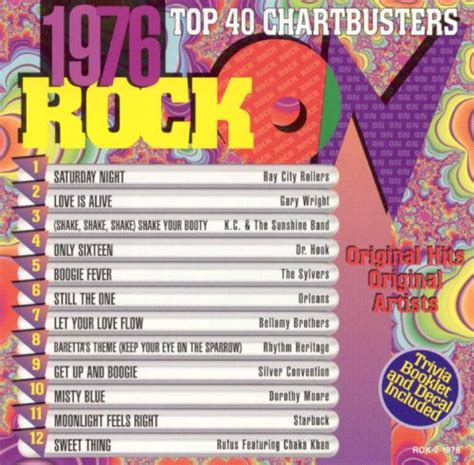 Rock On 1976 - Various Artists   Songs, Reviews, Credits