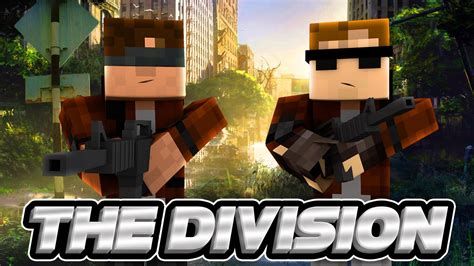 """The Division - """"BREACH AND CLEAR"""" (Minecraft Adventure"""