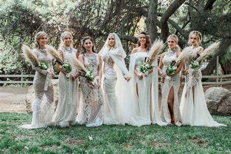Mark Ballas' Wedding: All About BC Jean's Wedding Dress to