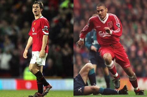 Manchester United and Liverpool legends engaged in Twitter