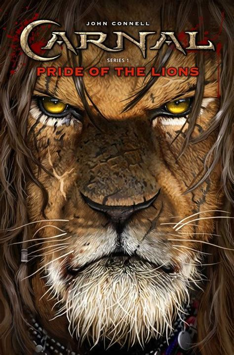 Carnal Book 1: Pride of the Lions is a great read full of