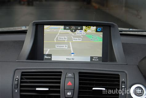 Touchscreen Integrated Navigation System for BMW 1 Series