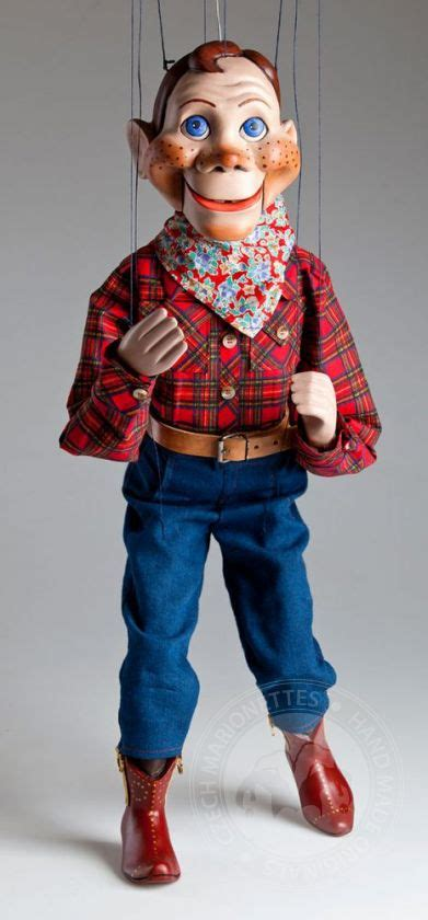 Howdy Doody Marionette | Czech Marionettes
