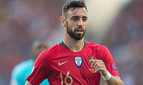 Manchester United's move for Bruno Fernandes takes step