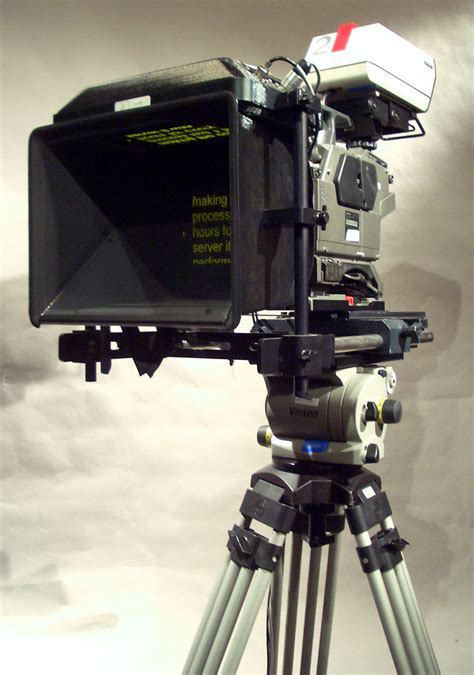 teleprompter - Wiktionary