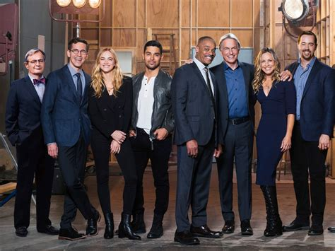 NCIS Bosses Frank Cardea and Steven Binder Share the 411
