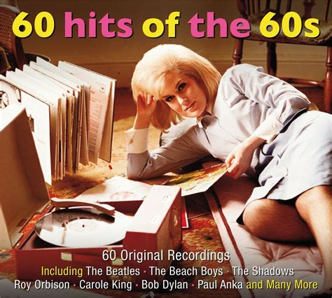 60 Hits Of The 60s VARIOUS ARTISTS Best Music Collection