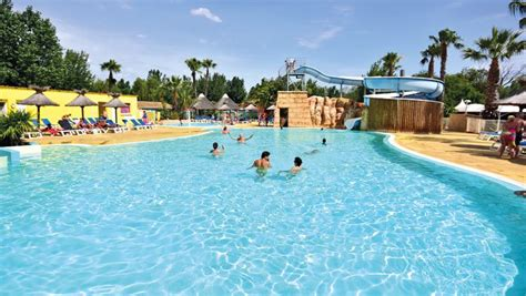 Camping L'Air Marin - Vias-Plage, Languedoc - Eurocamp