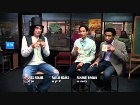 Community- Troy and Abed in the Morning 2x07 - YouTube