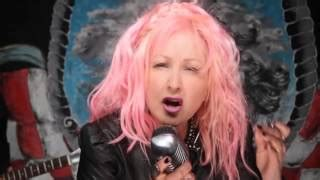 """CYNDI LAUPER: New Song (2018) - """"Funnel Of Love"""""""