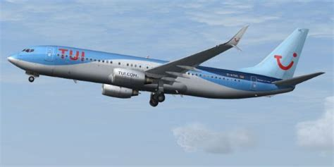 Welcome to Perfect Flight » FSX/FS2004 – Boeing 737-800 TUIfly