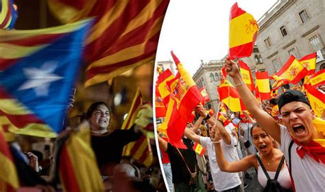 Catalonia referendum: 'We just want to be independent