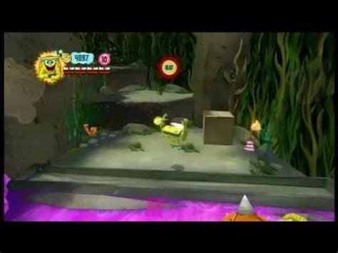【XBOX360】SpongeBob's Truth or Square Game Play 01 - YouTube