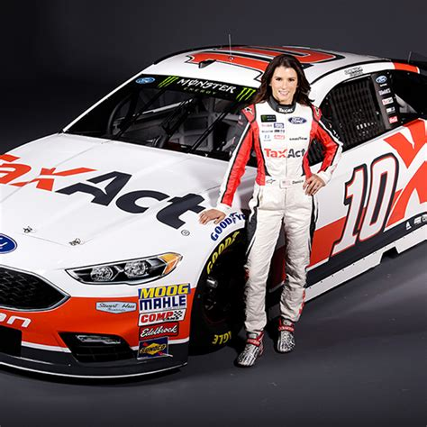 NASCAR Racer Danica Patrick Is Need Of Of Some After