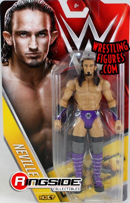 Neville - WWE Series 61 WWE Toy Wrestling Action Figure by