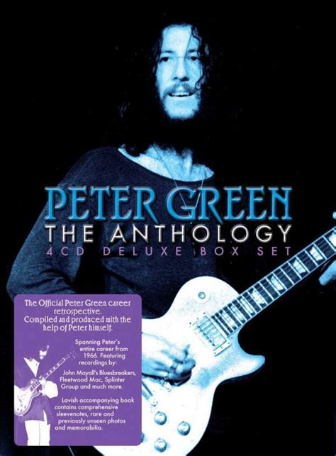 Peter Green: The Anthology (Deluxe Box) (4 CDs) – jpc