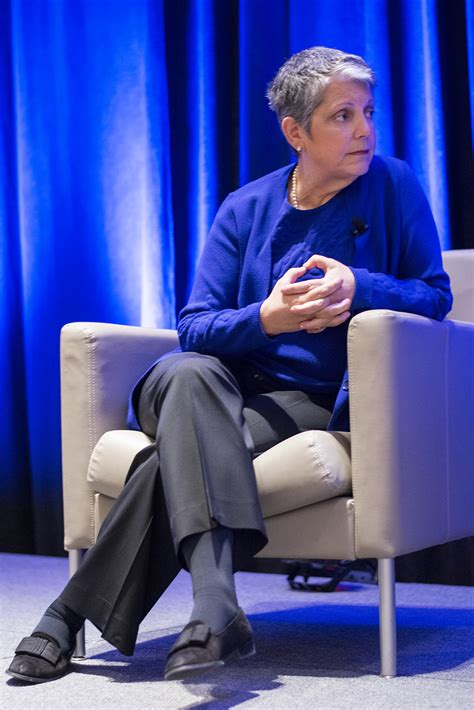 Napolitano claims UC will support undocumented students