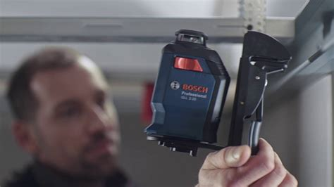 Bosch 360°-Linienlaser GLL 2-20 Professional - YouTube