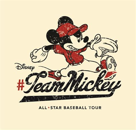 Is the Team Mickey All Star Baseball Tour Coming to a Town