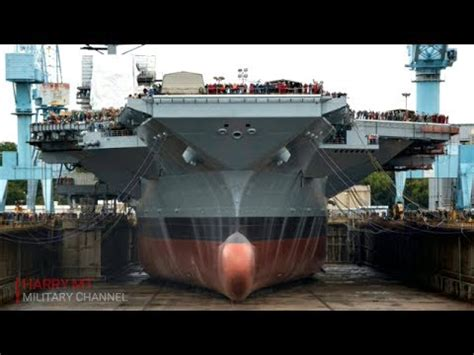 Exclusive: An Inside Look at USS Gerald R