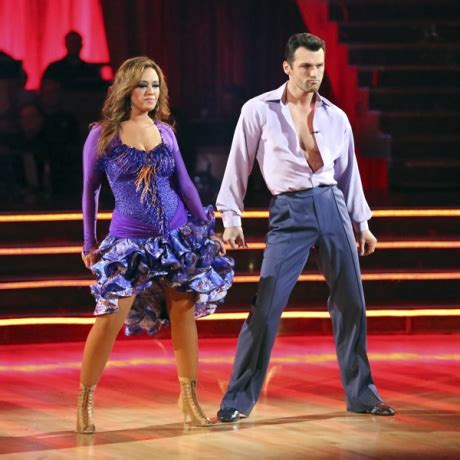 Tony Dovolani's 'Dancing With the Stars' Blog: Leah Remini