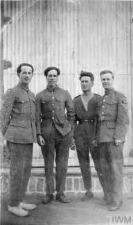 T E LAWRENCE OF ARABIA THIRD FROM LEFT WHILE SERVING WITH