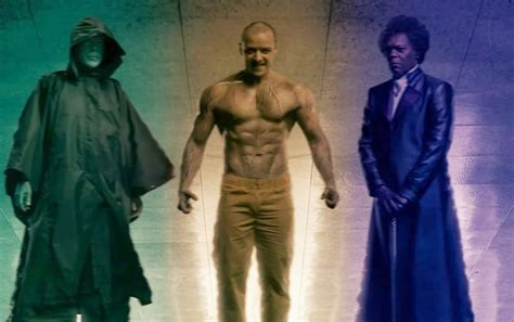 'Split' Sequel 'Glass' Gathers Three Main Characters in